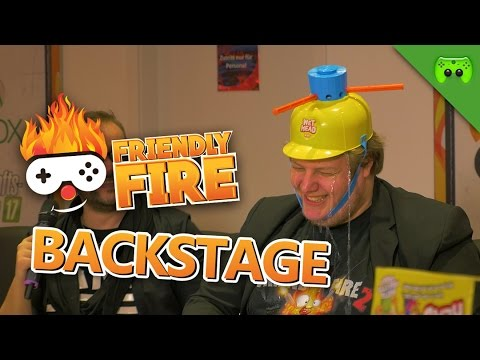 Behind the Scenes: Friendly Fire 2