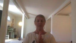 Kundalini Yoga meditation 7 bølge Sat Nam meditation