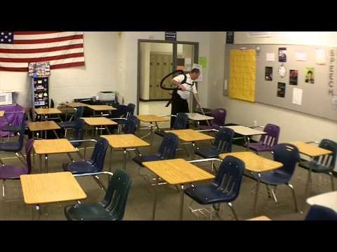 Loop Vacuuming in Process Cleaning for Healthy Schools