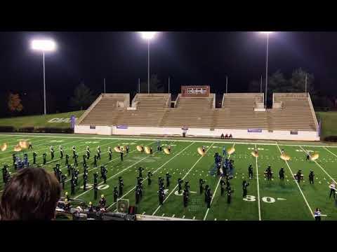 Jefferson Forest High School Marching band 2017 Gershwin Built America