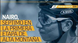 Tour de Francia: Nairo, séptimo en la primera etapa de montaña | El Espectador
