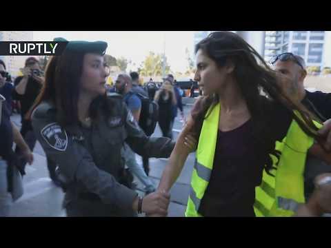 -السترات الصفراء- في إسرائيل تتظاهر ضد نتنياهو في تل أبيب  - نشر قبل 13 ساعة