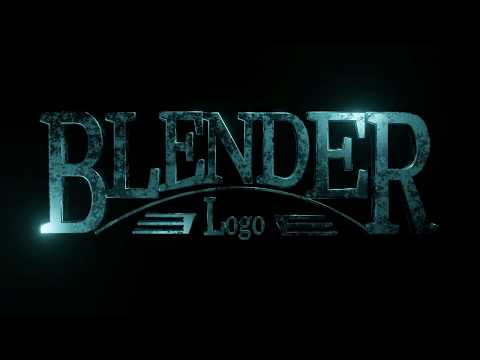 fast-cinematic-movie-logo-animation-in-blender!