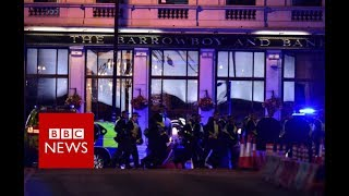 London Bridge Attack: Knife 'possibly involved' - BBC News