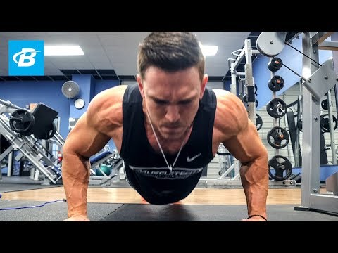 Abel Albonetti's Ultimate Chest Workout
