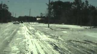 Kill Devil Hills Snow Storm -  First Flight High School