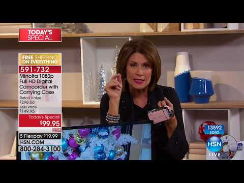 Thumbnail: HSN | Electronic Gifts Under $100 11.24.2017 - 01 PM