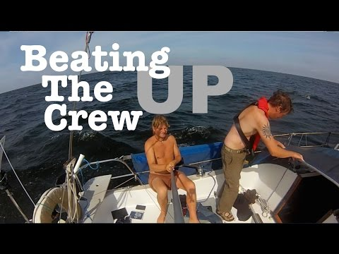 Sailing Blue Bird | Beating up the crew - BOUND for BALTIC expedition