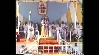 Pope John Paul's visit to Mangalore - 6th february 1986