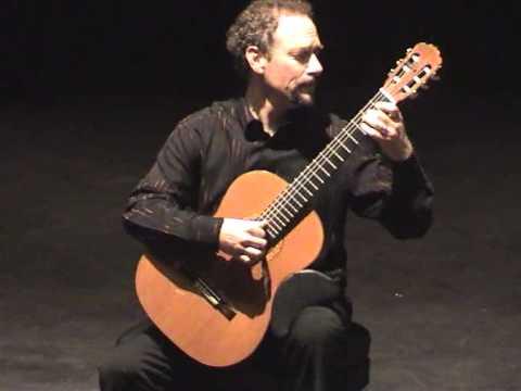 William Kanengiser in Recital, CGS Sydney Summer School, Jan 2014