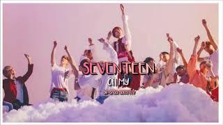 Seventeen Oh My (3D+Bass Boosted)