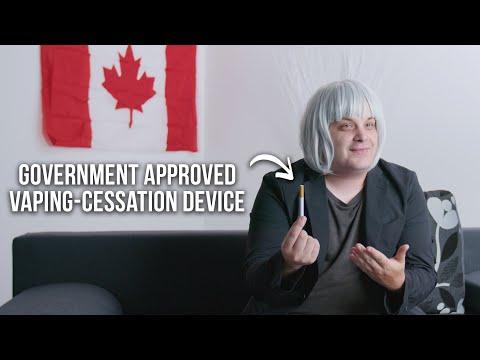 拟议的禁令风味将推动加拿大人回到吸烟的传统卷烟,承认加拿大卫生的自己的报告