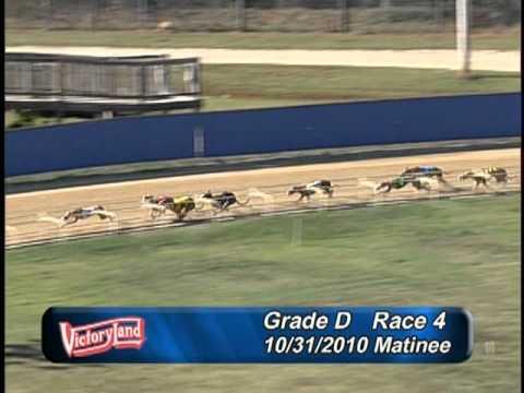 Victoryland 10/31/10 Matinee Race 4