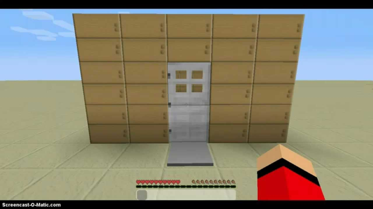 How to Make a Simple Trap in Minecraft: 9 Steps (with ...