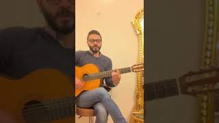 و بقابل ناس رامى صبرى جيتار we b'abel nas ramy sabry guitar
