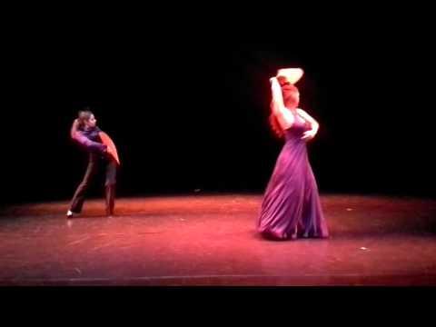 Buleria Tango - Bach por Flamenco