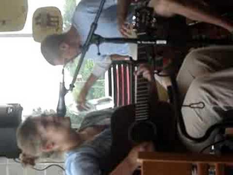 Playing Djembe w/ Sara Swenson