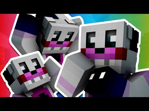 Minecraft Fnaf: Sister Location - Everyone Has Funtime Freddys Voice (Minecraft Roleplay)