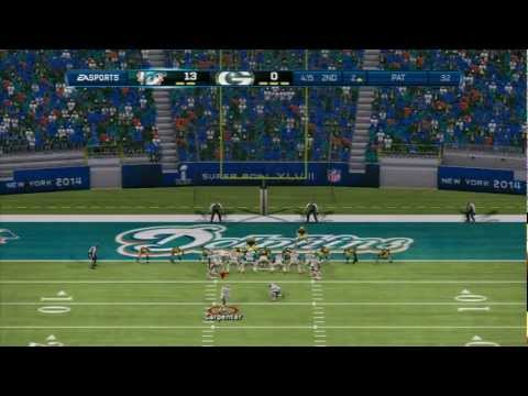 (PHML) Superbowl: Miami Dolphins Vs Green Bay Packers