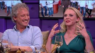 Jelka van Houten en Lucas Rive blikken vooruit op Superstar Chef