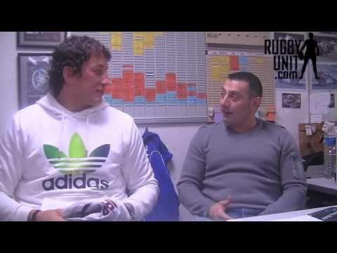 Dakar 2011: Pato Albacete rencontre David Barrot (pilote officiel Yamaha) - RugbyUnit