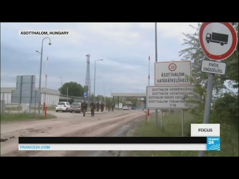 Europe Refugee crisis: Hungary stands firm on anti-migrant stance