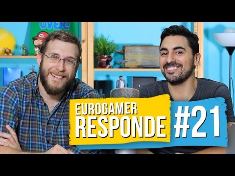 Eurogamer Responde 21 - Dishonored 2, Destiny 2, Quantum Break...