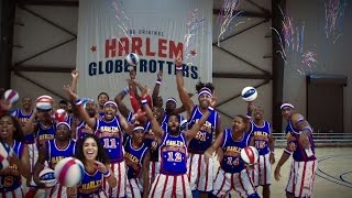 Incredible Harlem Globetrotters One Take Video
