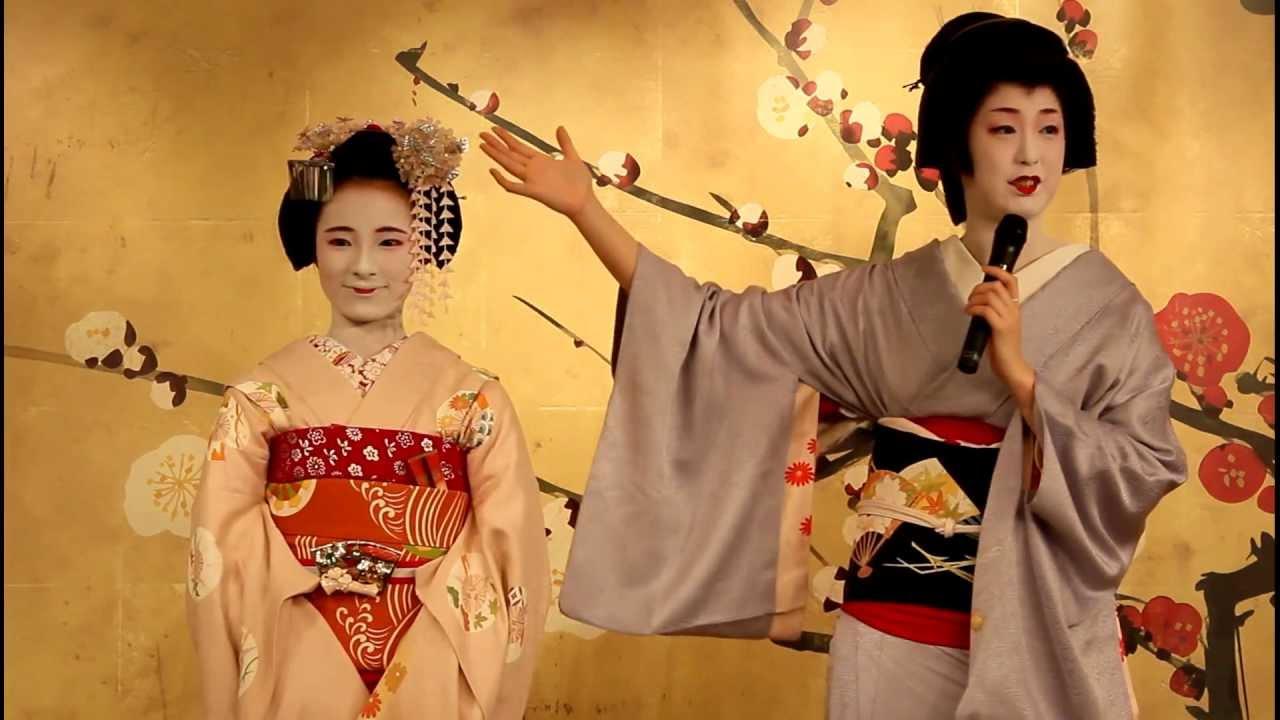 Resultado de imagen para diferencias entre maikos y geishas