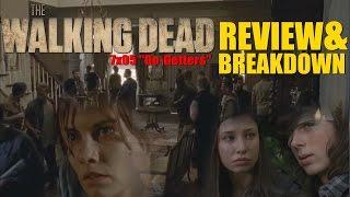 twd 7x05 review recap breakdown go getters the walking dead season 7 episode 5