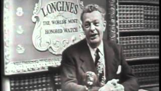 LONGINES CHRONOSCOPE WITH SEN. EVERETT M. DIRKSEN