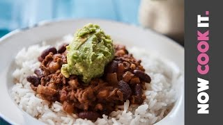 The Ultimate Homemade Chilli Con Carne Recipe | Now Cook It