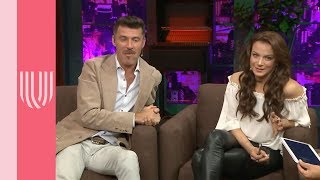 Silvia revela secretos de Leo García | Miembros al Aire | Canal U