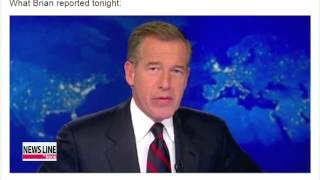 NBC Brian Williams suspended for 6 months without pay   : NBC Brian Williams sus
