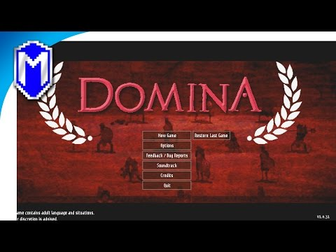 Domina First Look And Impressions - Gladiators, Prepare For Battle! - Let's Play Domina Gameplay