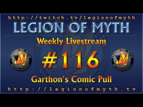 LoM Livestream #116 | 17 Jun 2017 | Call of Cthulhu RPG