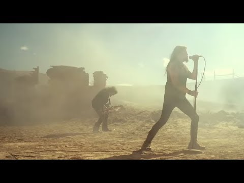 Queensrÿche debut 'Blood Of The Levant' video - Devin Townsend Empath video #5 in series..