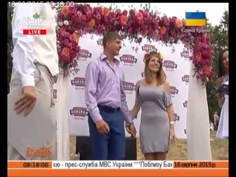 Большая свадьба на Русском Радио Украина