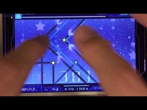 CROSSxBEATS Grand Arc (MASTER) 100% on iPhone 6s