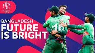 "Bangladesh Coach Steve Rhodes - ""We Appreciate Every Single Tiger!""   ICC Cricket World Cup 2019"