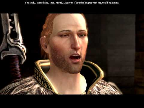 Dragon Age 2: Talk To Anders (FemHawke, Friendship Romance, Version 1)