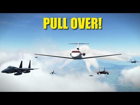 Reapers Hunt & Force Landing Of Oil Cartel Criminals | Mirage Su-27 F-15 | DCS