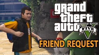 GTA 5 PC Mission 8 (Friend Request) Walkthrough