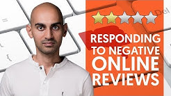 How to Respond to Negative Online Reviews | 2 CRITICAL Reputation Management Tips