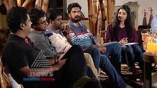 Interview with Ozhivudivasathe Kali film crew - Sinimaya   സിനിമായ 23 JUN 2016
