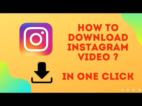 How To Download Instagram Video And Image? [In One Click]