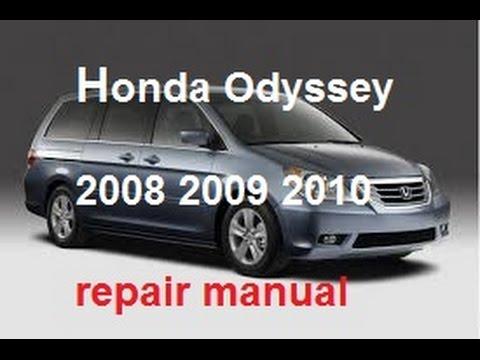 honda odyssey technical repair manual 2010 2009 2008 2007 youtube rh youtube com 2010 honda odyssey owners manual pdf download 2010 honda odyssey owners manual pdf download