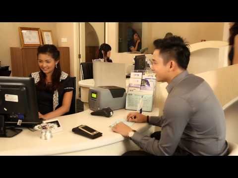 FTB Bank - Instant card issuing, BIOMETRIC & Wireless POS