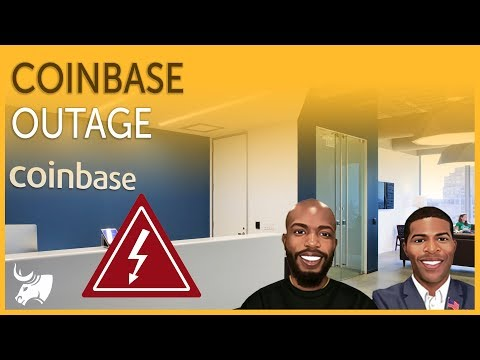 Coinbase Outage Drops Price $1.8K + Square Bitcoin Wallet