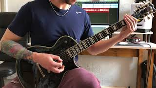Parkway Drive | I Hope You Rot Guitar Cover